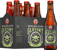 NEW BELGIUM GLUTINY 6PK NR-12OZ-Beer