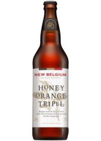 New Belgium Honey Orange Tripel