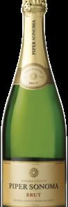 PIPER SONOMA BRUT 750ML Wine SPARKLING WINE