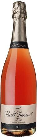 Paul Cheneau Brut Cava Rose 750ml