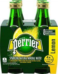 Perrier Lemon 4pk bt