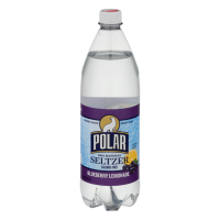 Polar Seltzer Blueberry Lemonade 1L