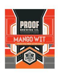 Proof Mango Wit 6pk cn