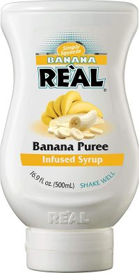 Real Banana Puree 16.9oz