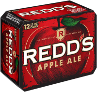 REDDS APPLE ALE 12PK CN-12OZ-Beer