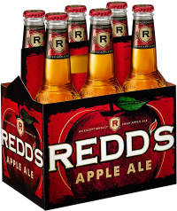 REDDS APPLE ALE 6PK-12OZ-Beer