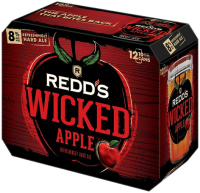 REDDS WICKED APPLE 12PK 10OZ CN-10OZ-Beer