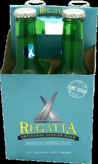 REGATTA GINGER BEER 4P Non-Alcoholic COCKTAIL MIXERS
