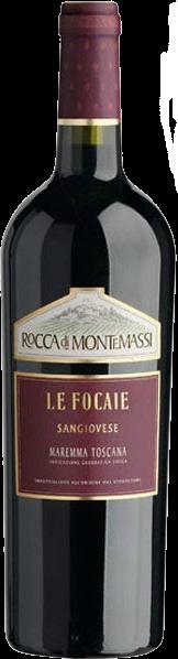 ROCCA DI MONTEMASSI TOSCANA 750ML Wine RED WINE