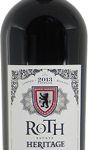 ROTH HERITAGE RED 750ML Wine RED WINE