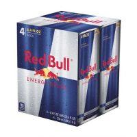 Red Bull 8.3oz 4pk-Cn