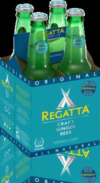 Regatta Ginger Beer 4pk