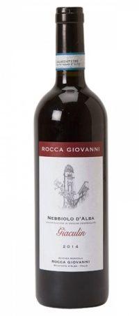 Rocca Giovanni Giaculin Nebbiolo D'Alba