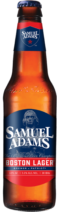 SAM ADAMS BOSTON LAGER ORG. 12OZ 6PK NR-12OZ-Beer