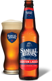 SAM ADAMS BOSTON LAGER ORG. 12PKS-12OZ-Beer