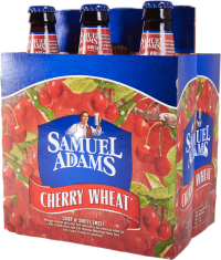 SAM ADAMS CHERRY 12oz 6PK-NR-12OZ-Beer