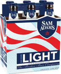 SAM ADAMS LIGHT 12oz 6PK-NR-12OZ-Beer