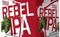 SAM ADAMS REBEL IPA 12OZ 12PK NR-12OZ-Beer
