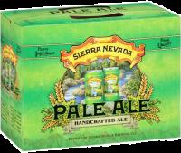 SIERRA NEVADA PALE 12PK CN-12OZ-Beer