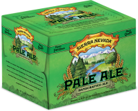 SIERRA NEVADA PALE 12oz 12PK-NR-12OZ-Beer