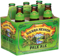 SIERRA NEVADA PALE 12oz 6PK-NR-12OZ-Beer