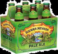 SIERRA NEVADA PALE 12oz 6PK-NR-12OZ-Beer