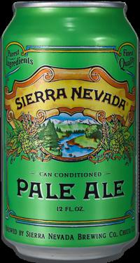 SIERRA NEVADA PALE ALE 16OZ SNG CN-16OZ-Beer