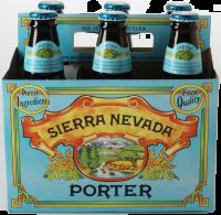 SIERRA NEVADA PORTER 12OZ 6PK NR-12OZ-Beer
