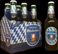 SPATEN MUNICH OKTOB. 375ML 12oz_6PK NR Beer