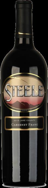STEELE CAB FRANC 750ML Wine RED WINE