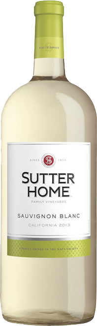 SUTTER HOME SAUVIGNON BLANC 1.5L