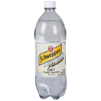 Schweppes Diet Tonic Water 1Lt