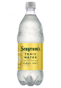 Seagrams Tonic Water 1Lt