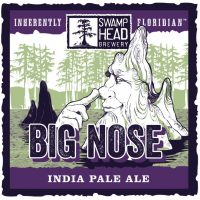 Swamp Head Big Nose IPA