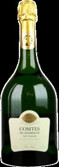 TAITTINGER COMTES BLANC DE BLANC 750ML Wine SPARKLING WINE