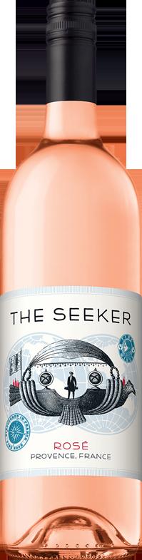 THE SEEKER ROSE 750ML Wine ROSE BLUSH WINE