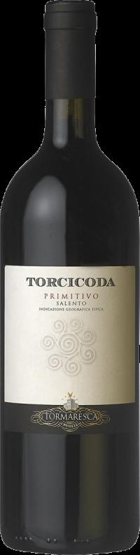 TORMARESCA TORCICODA PRIMITIVO 13