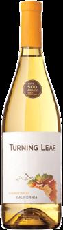 TURNING LEAF CHARD 750ML Wine WHITE WINE