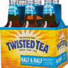 TWISTED TEA HALF &HALF 6PK-12OZ-Beer