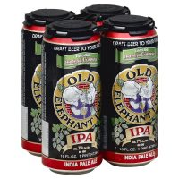 Tampa Bay Brewing Old Elephant Foot IPA.