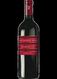 Three Rivers Red 750ml