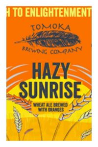 Tomoka Hazy Sunrise Wheat
