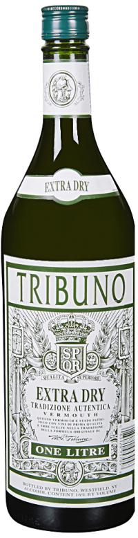 Tribuno Extra Dry Vermouth 1.0L