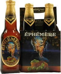 UNIBROUE EPHEMERE 4PK NR Beer