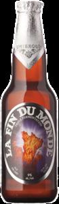 UNIBROUE LA FIN DU MONDE 4PKS Beer