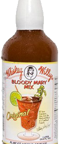 WHISKEY WILLYS BLOODY MARY MIX 1.0L Non-Alcoholic