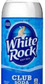 WHITE ROCK CLUB SODA 1.0L Non-Alcoholic SOFT DRINKS