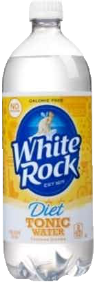 WHITE ROCK DIET TONIC 1.0L Non-Alcoholic SOFT DRINKS