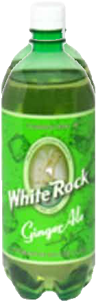 WHITE ROCK GINGERALE 1.0L Non-Alcoholic SOFT DRINKS