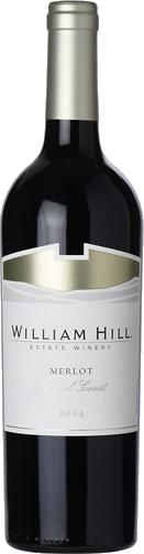 WILLIAM HILL CC MERLOT 750ML_750ML_Wine_RED WINE